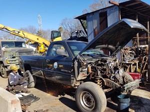 Dodge Ram Pickup - Salvage SALVAGE-1122