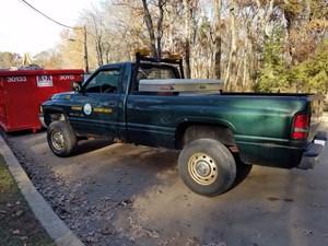 Dodge Ram Pickup - Salvage SALVAGE-1119