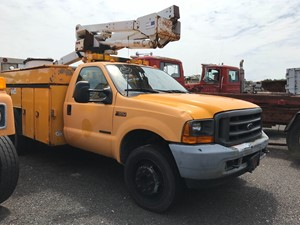 Ford F-550 - Salvage T-SALVAGE-1615