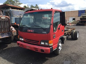 GMC W3500 - Salvage T-SALVAGE-1840