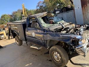 Dodge Ram Pickup - Salvage T-SALVAGE-2167