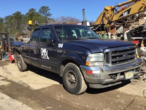Ford F-250 - Salvage T-SALVAGE-1214