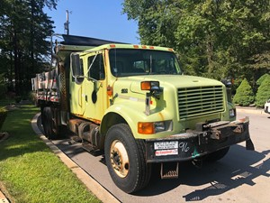 International 4900 - Salvage T-SALVAGE-1948