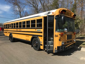 Blue Bird Bluebird School Bus - Salvage T-SALVAGE-2059