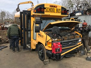 Ford E-450 Super Duty - Salvage T-SALVAGE-2035