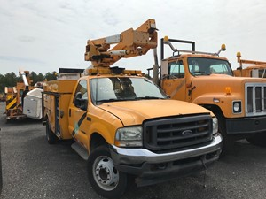 Ford F-550 - Salvage T-SALVAGE-1613
