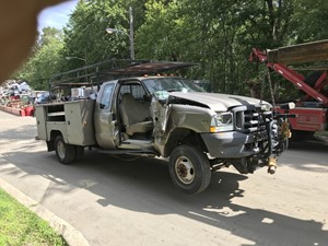 Ford F-350 - Salvage T-SALVAGE-2146