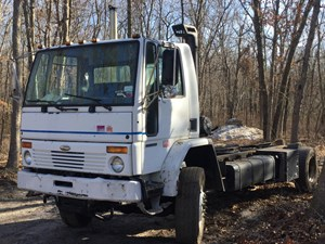 Sterling SC8000 Cargo - Salvage T-SALVAGE-1166