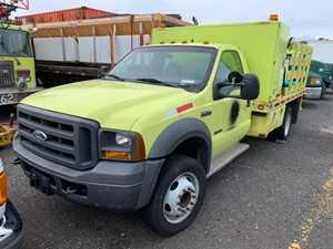 Ford F-450 - Salvage T-SALVAGE-2220