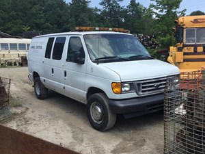 Ford Econoline - Salvage T-SALVAGE-1343