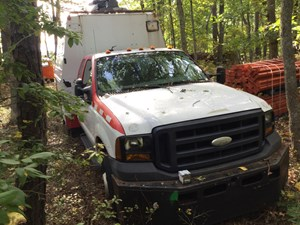 Ford F-350 - Salvage T-SALVAGE-1470