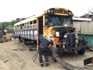 Freightliner FS65 Chassis - Salvage T-SALVAGE-2110