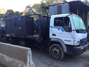 Ford LOW CAB FORWARD - Salvage T-SALVAGE-1396