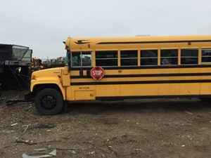Blue Bird Bluebird School Bus - Salvage TRB7429