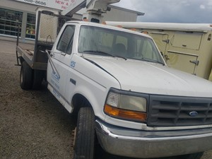 Ford F-450 - Complete MOS057